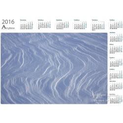 Tuulen veistämä - Vuosikalenteri