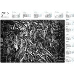 Treemoss - Year Calendar