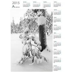 Uusi alku - Vuosikalenteri