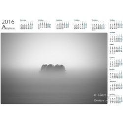 Lost island - Year Calendar