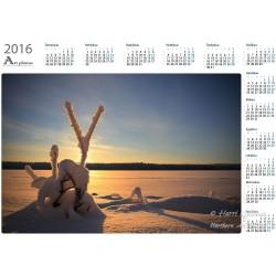 Victory II - Year Calendar
