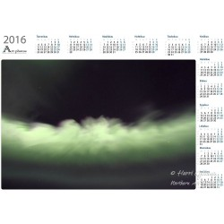 The Other side - Year Calendar