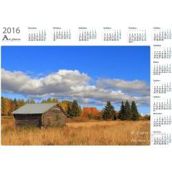 Haukiniemen lato - Vuosikalenteri