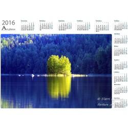 Saari vr.2 - Vuosikalenteri