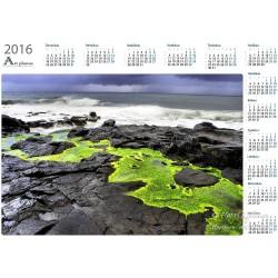 Valloitus - Vuosikalenteri