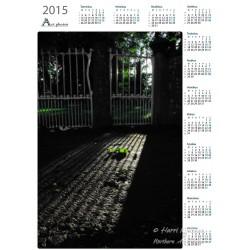 Beams - Year Calendar