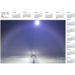 Ghost - Year Calendar