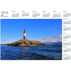 Ushuaia lighthouse - Year...