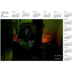 Pelkkää hulluutta - Vuosikalenteri