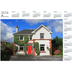 Irlantilainen talo - Vuosikalenteri