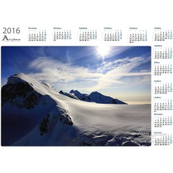 Another world - Year Calendar