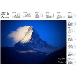 Mightiness - Year Calendar