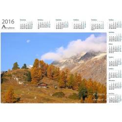 Mountain autumn colours -...