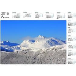 Lumihuiput - Vuosikalenteri