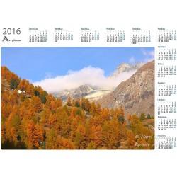 Mountain autumn colours II...