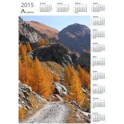 Mountain path autumn...