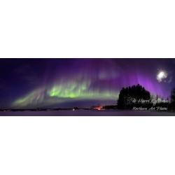 Surreal storm - Canvas print