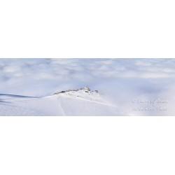 Plateau Rosa - Canvas-taulu