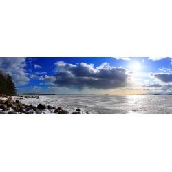 Lauttasaari - HD - Canvas-taulu