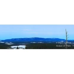 Iivaara - HD - Canvas-taulu