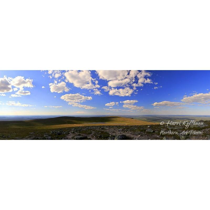 Pyhäkeron huippu - HD - Canvas-taulu