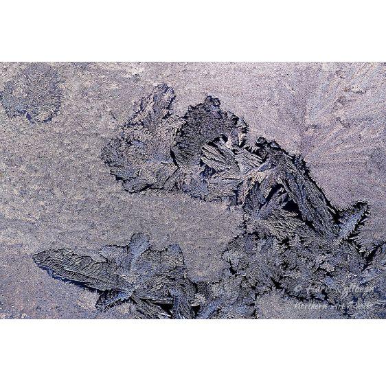 Printattu jää - Canvas-taulu