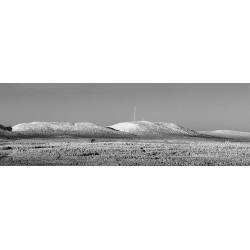 Pyhätunturi talvipäivällä - HD - Canvas-taulu