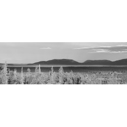 Pyhätunturin pohjoisnäkymä - MV - HD - Canvas-taulu