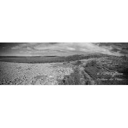 Trail to Pyhätunturi- Bw -...