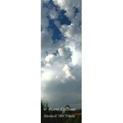 Clouds - HD - Canvas print