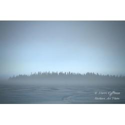 Kadonnut ranta - Canvas-taulu