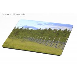 Old Snow Fence - Mousepad /...