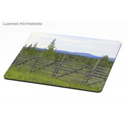 Old Wood Fence - Mousepad /...