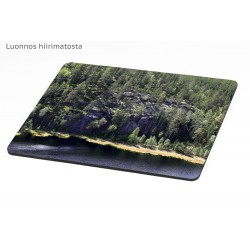 Playing light on the cliff - Mousepad / Calendar