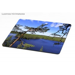 View behind the branches - Mousepad / Calendar
