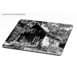 Old house II bw - Mousepad / Calendar