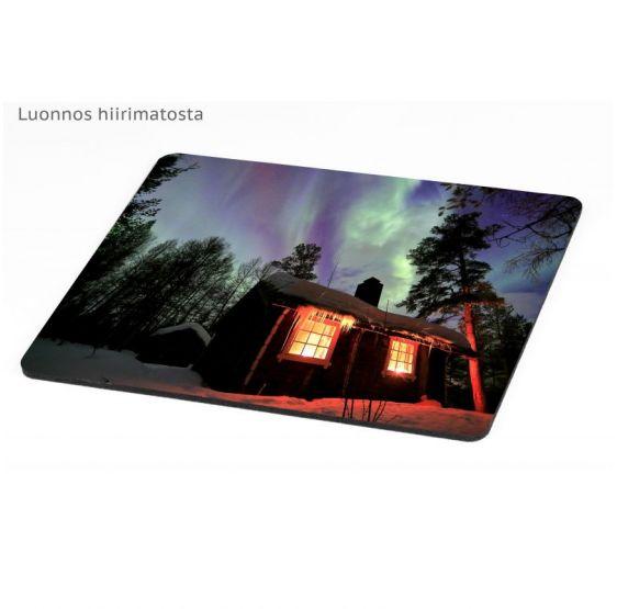 Northern light hut - Mousepad / Calendar