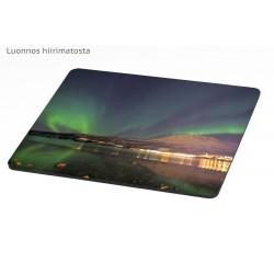 Northern lights at Bjerkvik - Mousepad / Calendar