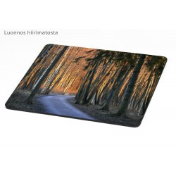 Evening path - Mousepad /...