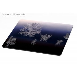 Ice on window - Mousepad /...