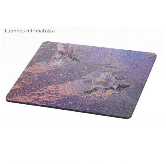 Sunset behind ice formation - Mousepad / Calendar