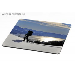 Mountain skier - Mousepad / Calendar