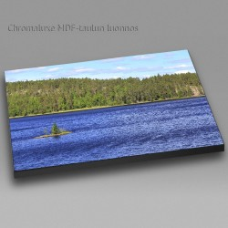 Windy lake - Chromaluxe...