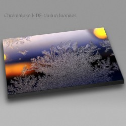 Growing ice cover -...