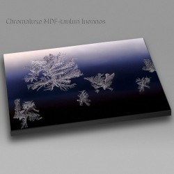Ice on window - Chromaluxe picture