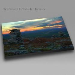 Monumentit - Chromaluxe taulu