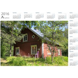 Old house II - Year Calendar