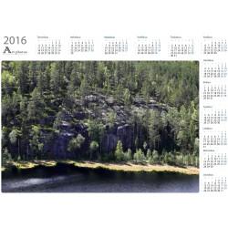 Eloisa valo kielekkeellä - Vuosikalenteri