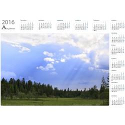 Säteet - Vuosikalenteri