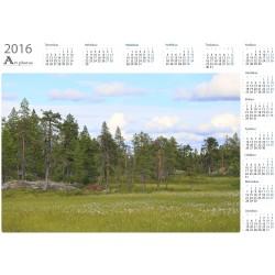 Välituvanmaa - Vuosikalenteri
